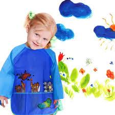 children painting aprons kids art smocks artists fabric aprons art