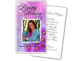 funeral prayer cards memorial prayer cards sparkle floral printable diy prayer card