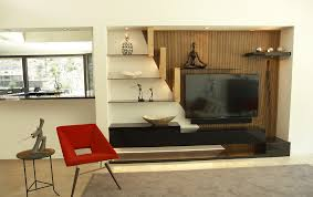 Modern Wall Unit by Custom Entertainment Centers In Phoenix Az