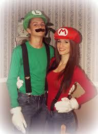 mario and luigi costumes spirit halloween disfraces en pareja bodatotal com halloween ideas costumes