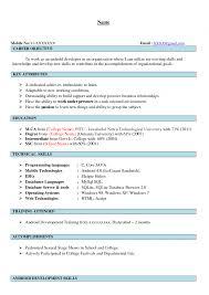 Spotfire Developer Resume 100 Sample Developer Resume Product Developer Cv Ctgoodjobs