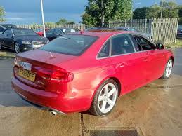 pink audi a4 used red audi a4 for sale cambridgeshire