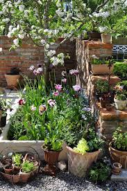 Potted Garden Ideas 095 Jpg 1063 1600 Gardening Pinterest Small Corner Corner