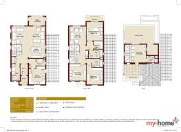 Italian Villa Floor Plans by Mivida Resale Unfinished Stand Alone Villa For Sale Mivida Parcel