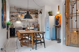 Swedish Apartment As An Example Of Scandinavian Style - Swedish apartment design