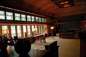 frank lloyd wright living room 745 living room from the francis w little house frank lloyd