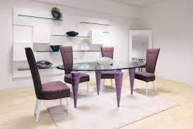 cheap glass dining room sets glass dining room table and chair sets wood and glass tables for