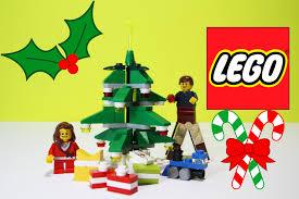 lego christmas tree how to do a seasonal lego toy youtube