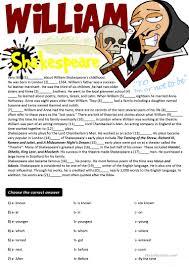 111 free esl cloze worksheets