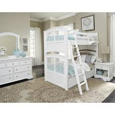 Twin Over Twin Bunk Beds With Trundle by Hayden Twin Twin Bunk Walnut Street Ne Kids