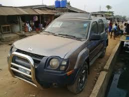 grey nissan xterra registered nissan xterra se 2003 n750 000 00 autos nigeria