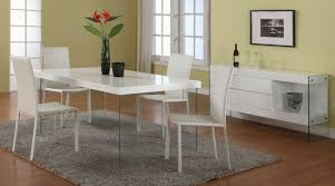 dining tables columbus ohio furniture contempo white laminate dining table columbus ohio sets