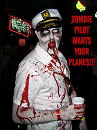 zombie halloween costume zombie pilot captain halloween costume holiday halloween