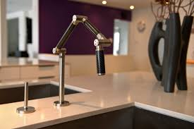 Best Faucets Kitchen Best Kitchen Faucets Bathroom Contemporary With Clean Lines Gray