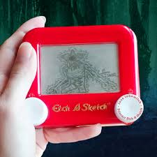 princess etch a sketch