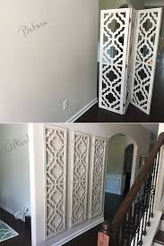 Cheap Way To Finish Basement Walls by Best 25 Stairway Wall Decorating Ideas On Pinterest Stair Decor