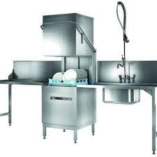 Commercial Hobart Dishwasher Hobart 900 10a Bar Aid 900 Hood Type Dishwasher Brenchleys