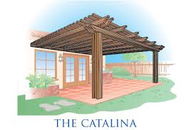 Patio Attached To The House Patio Cover Kits Pre Designed Patio Covers