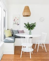 small breakfast nook ideas that can fit in any corner of your home
