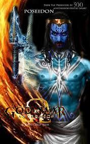 film god of war vs zeus god of war movie concept digital fan art poseidon by instanino43 on