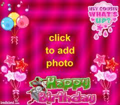 cousin birthday card hearthzz happy birthday to you cousin imikimi