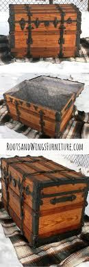 Vermont travel trunks images Best 25 decorative trunks ideas rustic decorative jpg