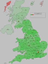 Map Of Yorkshire England by Uk Elect Uk Election Forecasting Uk Political Maps