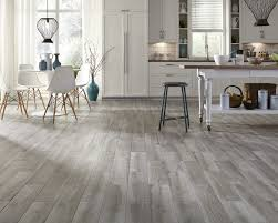 distressed wood flooring kitchen contemporary with