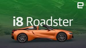 green bmw bmw debuts its i8 roadster for top down green driving