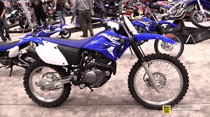 2015 Yamaha Tt R 230 Motocross Bike Walkaround 2014 New York