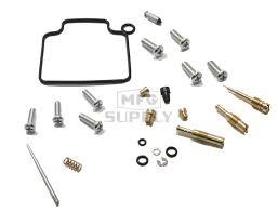 complete atv carburetor rebuild kit for 91 00 honda trx300