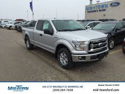 new 2017 ford f 150 2017 ford f 150 xlt super cab 4dr 145 wb 4wd 4