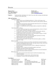 resume objective examples cv interns peppapp