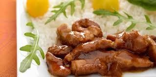 cuisine chinoise porc porc au caramel à la chinoise facile et pas cher recette sur