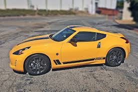 new nissan z 2018 2018 nissan 370z heritage edition one week review automobile
