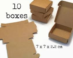 where to buy boxes for gift wrapping 20 kraft paper box 7x7x2 2 cm mini large big gift box merchandise