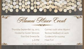 Invitation Cards For Alumni Meet Sae Expression Students Alumni