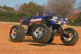 traxxas monster jam trucks traxxas stampede xl 5 electro monster truck rtr 2 4ghz trx36054 1