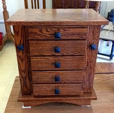 jewelry armoire oak finish woodland oak jewelry armoire blackcrow us