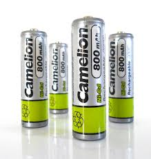 solar batteries for outdoor lights 4 pack rechargeable aa batteries are here and ready for your solar