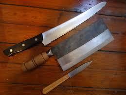 sold kitchen knife bundle cck 1303 cleaver tojiro bread knife
