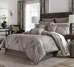 Grey Comforter Sets King Grey Bedding Sets Spillo Caves