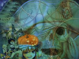 halloween desktop wallpaper free animated halloween wallpaper wallpapersafari