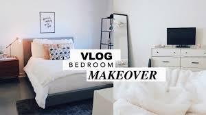 Diy Bedroom Makeovers - diy bedroom makeover blaire wilson youtube