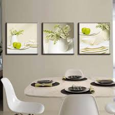 Modern Dining Plate Set Aliexpress Com Buy 3 Pcs Set Decorative Picture Dinner Plate