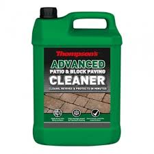 Doff Patio Cleaner Patio U0026 Block Paving Cleaner Protect 5 Litre By Ronseal 36784