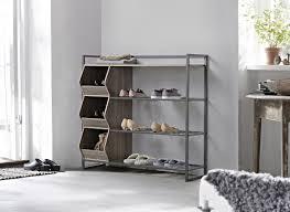 homestar 4 tier 12 pair shoe rack u0026 reviews wayfair