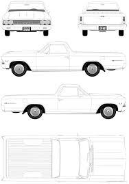 1966 el camino the blueprints com blueprints u003e cars u003e chevrolet u003e chevrolet el