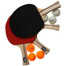 Tiga Ping Pong Table by Stiga Master Series Performance Four Player Indoor Table Tennis