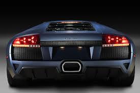 Lamborghini Gallardo Back - ad personam at the 2009 detroit auto show ad personam 2009 6 hr